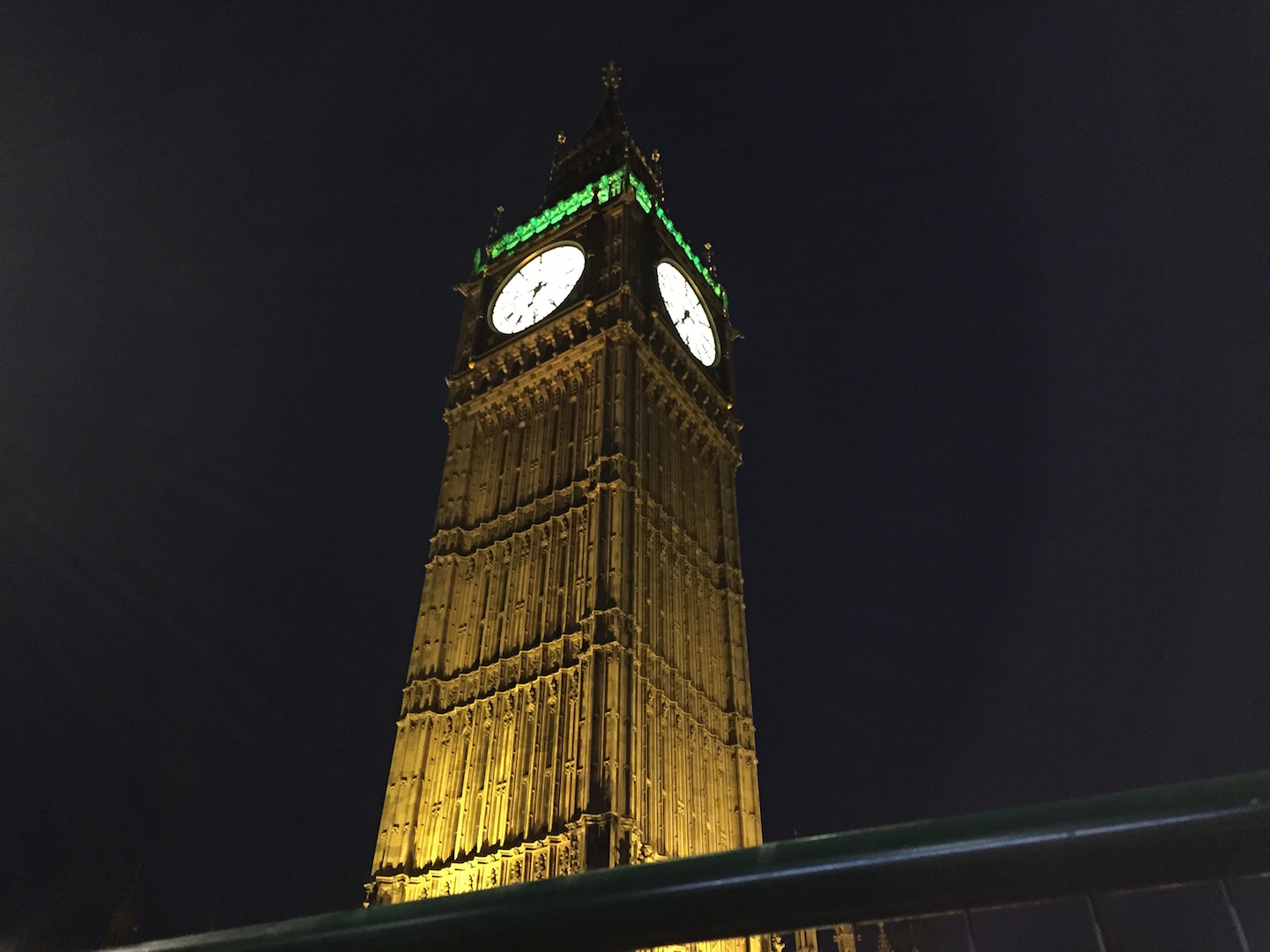 Big Ben up close and personal